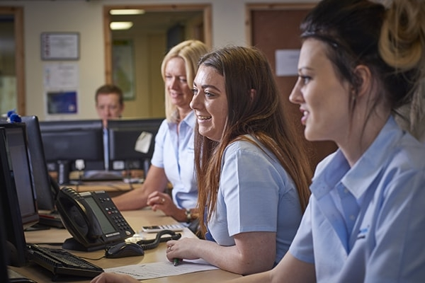 Wakefield Customer Service Team